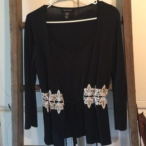 Cable & gauge 2 in 1 style medium top